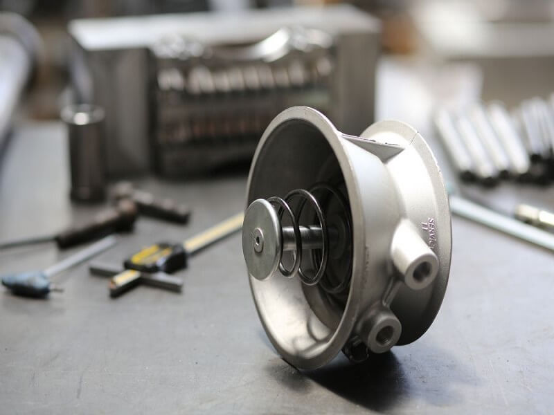 Automotive - Mubaş Metal Mold Injection, Aluminum Metal