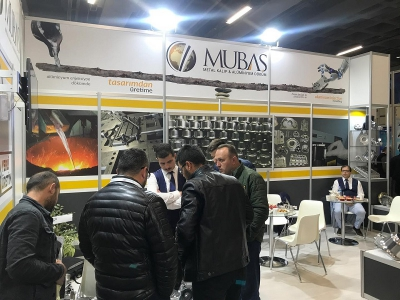 We took our place in Automechanika Istanbul.